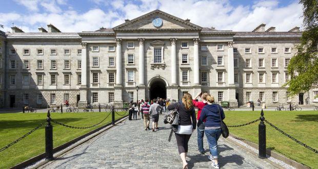 Kết quả hình ảnh cho DU HỌC TRƯỜNG TRINITY COLLEGE DUBLIN TẠI IRELAND